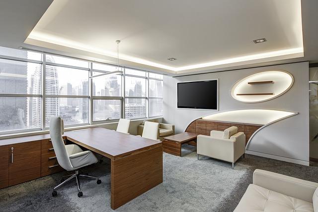malá kancelář
