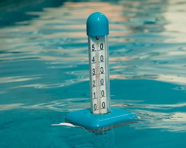 teploměr do bazénu