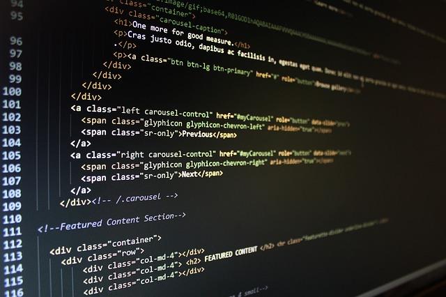 kódování webovek
