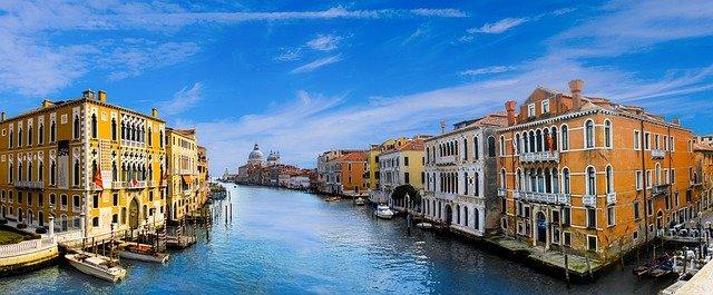 architektura Benátek