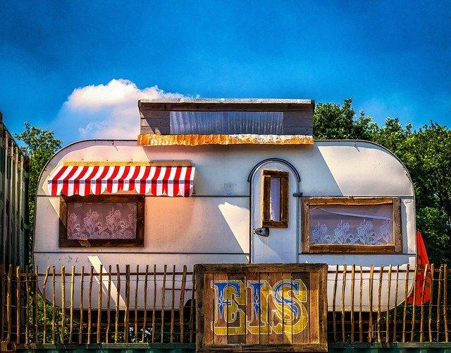Malý domov na kolečkách